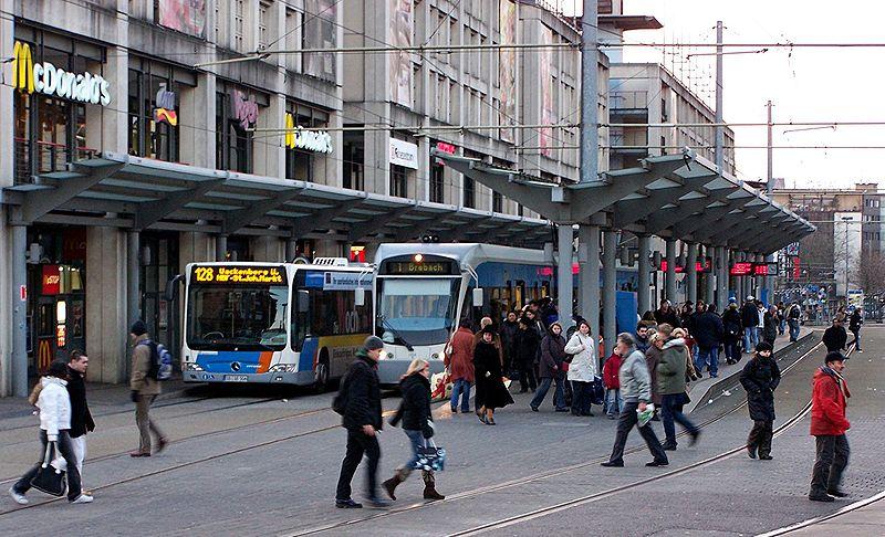 Öffentliche Verkehrsmittel für alle bezahlbar